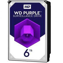 هارد دیسک Western Digital Purple ظرفیت 6 ترابایت