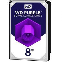 هارد دیسک Western Digital Purple ظرفیت 8 ترابایت
