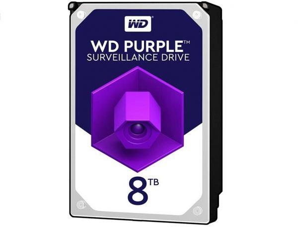 Purple WD60PURZ 8TB