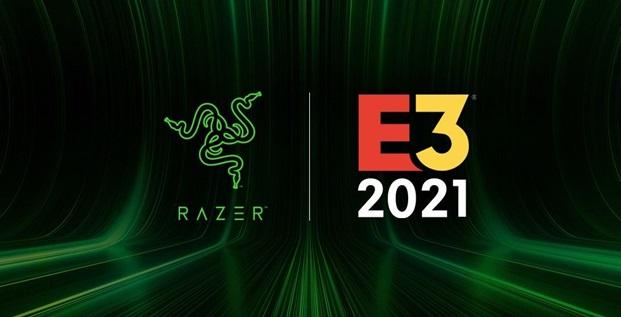 RAZER AT E3 2021