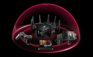 ROG Rapture GT-AX11000 امنیت