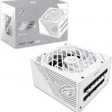 منبع تغذیه کامپیوتر ایسوس مدل ASUS POWER ROG STRIX 850G WHITE EDITION GOLD