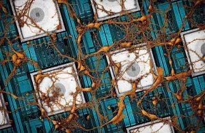"""سامسونگ می خواهد مغز را روی تراشه های حافظه """"کپی و پیست"""" کند"""