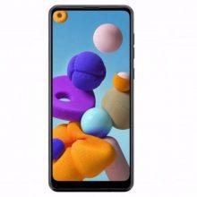 گوشی موبایل سامسونگ مدل Galaxy A21 S(64GB+4GB RAM)