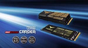 TEAM GROUP حافظه اس اس دی T-FORCE CARDEA Z44Q PCIe 4.0 را معرفی کرد