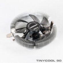خنک کننده (فن) پردازنده گرین مدل Green Tinycool 90 CPU Fan