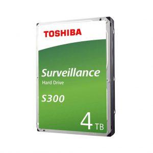 هارددیسک اینترنال توشیبا مدل Toshiba S300 ظرفیت 4 ترابایت