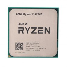 پردازنده ای ام دی Ryzen 7 5700G Box باندل با مادربردهای ایسوس