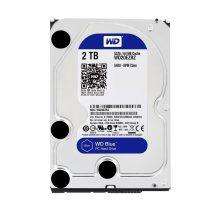 هارد دیسک Western Digital Blue EZAZ 256mb Cache ظرفیت 2 ترابایت