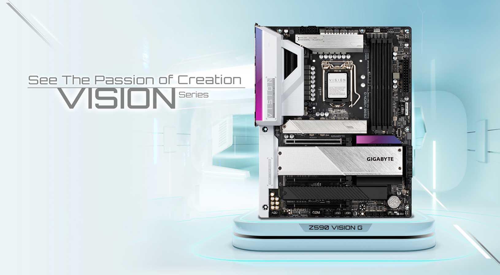 Z590 VISION G