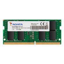 رم دسکتاپ ای دیتا تک کاناله مدل  ADATA Premier DDR4 2666 SO-DIMM 16G