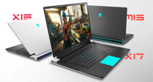 Dell از لپ تاپ های گیمینگ Alienware x15 & x17 با نمایشگر NVIDIA GeForce RTX 3080 با طراحی فوق العاده باریک رونمایی کرد