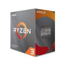 پردازنده مرکزی ای ام دی مدل AMD Ryzen 3 3100 باندل با مادربردهای ایسوس