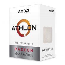 پردازنده مرکزی ای ام دی مدل AMD Athlon 3000G