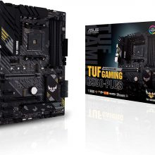 مادربرد ایسوس مدل ASUS TUF GAMING B550 PLUS Motherboard