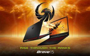MSI لپ تاپ گیمینگ Bravo 15 را با پردازنده AMD Ryzen 5000 H-Series & Radeon RX 5500M Graphics معرفی کرد