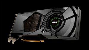 MSI بی صدا کارت گرافیک استخراج ارز رمزنگاری شده NVIDIA CMP 50HX MINER را راه اندازی می کند ، دارای PCB سفارشی و نرخ هش 45 MH / s است