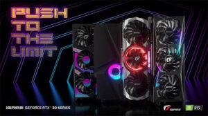Colorful نسخه محدود شده GeForce RTX 3090 را به بازار عرضه میکند.