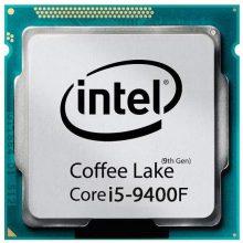 پردازنده اینتل سری Coffee Lake مدل Intel Core i5-9400F BOX