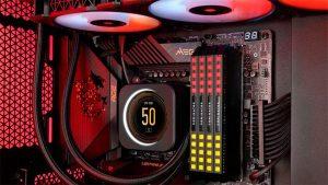اولین کولرهای مایع AIO Corsair با صفحه نمایش IPS LCD 30 FPS رونمایی شد
