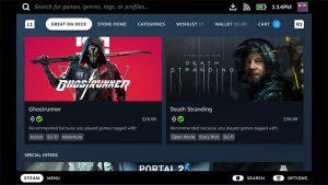 پیگیری بازیهای Valve Steam Deck با برنامه Deck Verified