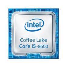 پردازنده اینتل سری Coffee Lake مدل Intel Core i5-8600 بدون جعبه