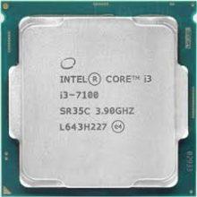 پردازنده اینتل سری Coffee Lake مدل Intel Core i3-7100 بدون جعبه
