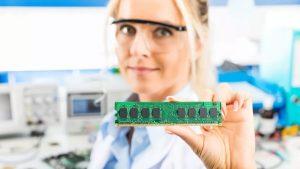 انتظار می رود قیمت حافظه های DRAM تا پایان سال 2021 سیر نزولی داشته باشد