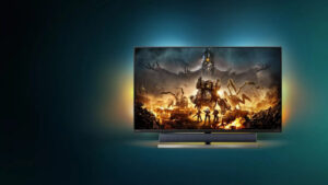 فیلیپس اولین مانیتور مخصوص بازی Xbox 'جهان را راه اندازی کرد: مانیتور بازی 55 ″ 4K Momentum 559M1RYV