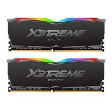 رم دسکتاپ او سی پی سی مدل 32GB 4000 X3 RGB OCPC Dual