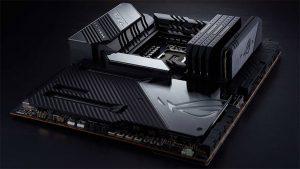 پردازنده اینتل Core i9-12900 Alder Lake روی مادربرد اصلی ROG Maximus Z690 Extreme ASUS آزمایش شده است