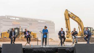 اینتل شروع به ساخت کارخانه های تراشه Fab 52 و Fab 62 در آریزونا می کند