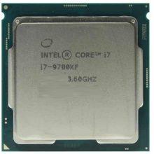 پردازنده اینتل سری Coffee Lake مدل Intel Core i7-9700KF Tray