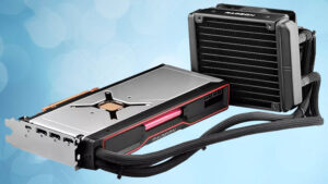کارت گرافیک AMD Radeon RX 6900 XT با خنک کننده مایع با سرعت ساعت انعطاف پذیر از راه میرسد.
