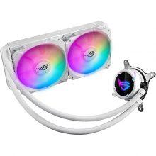 خنک کننده پردازنده ایسوس مدل ASUS ROG STRIX LC 240 White Edition RGB