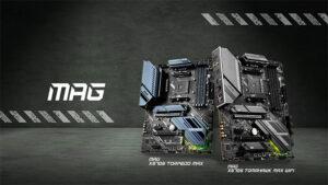 مادربردهای MSI MAG X570S به زودی وارد بازار می شوند