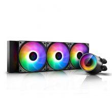 خنک کننده مایع پردازنده DeepCool مدل Castle 360 RGB V2