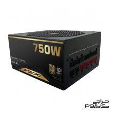 منبع تغذیه کامپیوتر او سی پی سی مدل OCPC PSU GD Series GD750M 80 Plus Gold Full Modular | 750Watt