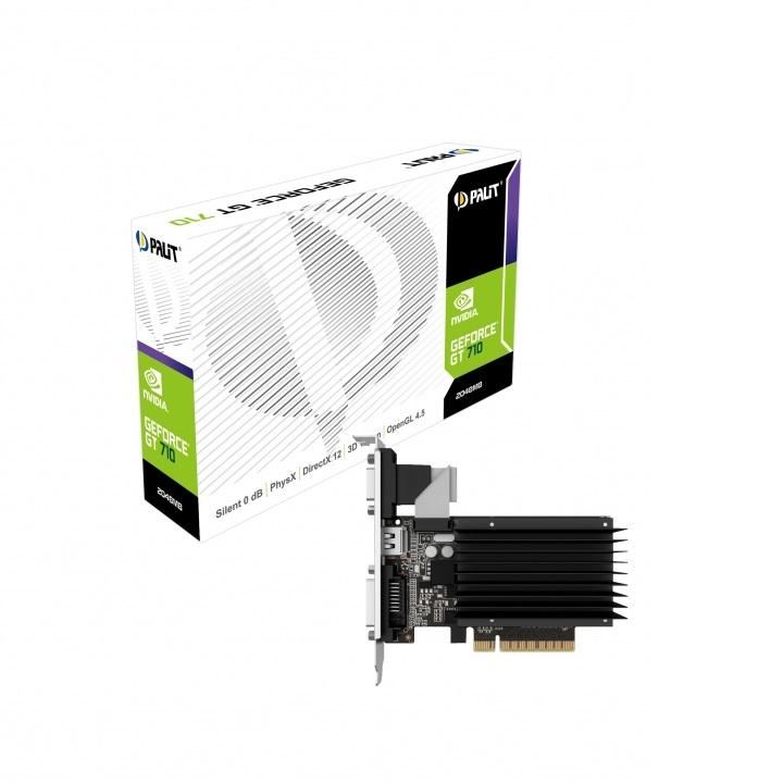 کارت گرافیک پلیت مدل Palit GeForce GT 710 (2048MB DDR3)