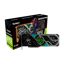 کارت گرافیک پلیت مدل Palit GeForce RTX 3070 GamingPro 8GB