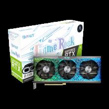 کارت گرافیک پلیت مدل Palit GeForce RTX 3070Ti OC GameRock 8GB