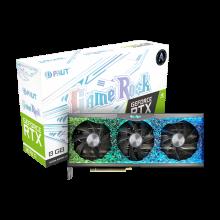 کارت گرافیک پلیت مدل Palit GeForce RTX 3070Ti GameRock 8GB