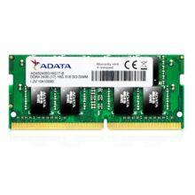 رم دسکتاپ ای دیتا تک کاناله مدل  ADATA Premier DDR4 2400 SO-DIMM 16G