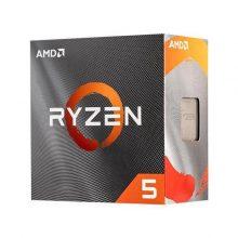 پردازنده مرکزی ای ام دی مدل AMD Ryzen 5 3500X باندل با مادربردهای ایسوس
