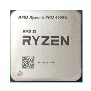 پردازنده ای ام دی Ryzen 5 PRO 4650G Tray باندل با مادربردهای ایسوس