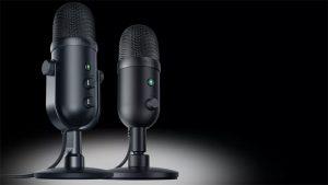 میکروفون های جدید سرن Razer شبیه مینی های بزرگ Seiren هستند