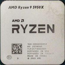 پردازنده ای ام دی Ryzen 9 5950X Tray باندل با مادربردهای گیگابایت