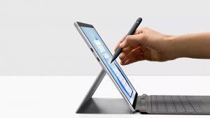 مایکروسافت از Surface Pro 8 و ارزانتر و فقط WiFi X Pro با ویندوز 11 رونمایی کرد