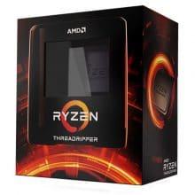 پردازنده مرکزی ای ام دی مدل AMD Ryzen Threadripper 3970X باندل با مادربردهای ایسوس